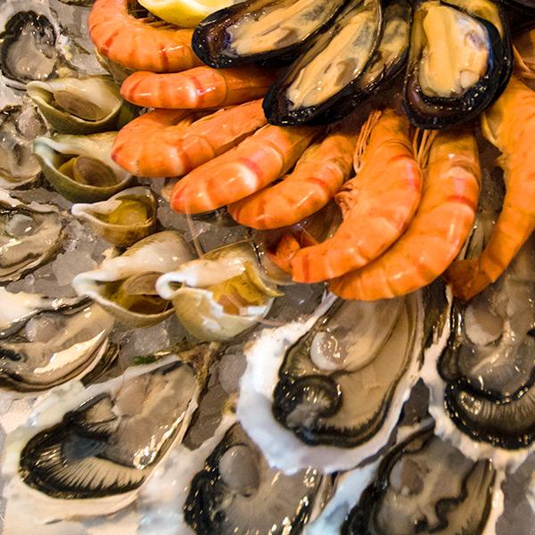 Huîtres de Camargue Avignon